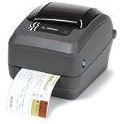 Zebra GX43-102521-000 Impresora de etiquetas GX430 TT 300DPI RS232/USB