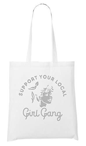 Certified Freak Support Girls Bag White