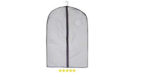 Tracy Home Goods Herren Anzug-Aufbewahrungstaschen. Kleidersack Gepäck Mottenschutz (Anzug-tasche Rolling)
