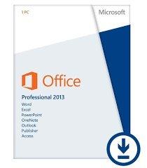Microsoft Office 2013 Professional Plus | ProductKey | Multilanguage | 1 PC | Original