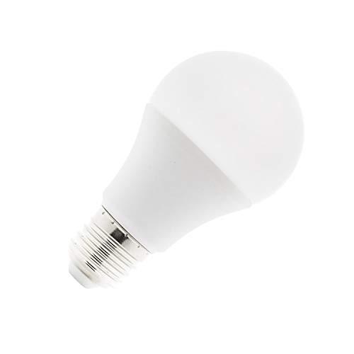 Bombilla LED E27 A60 5W Blanco Frío 6000k-6500K efectoLED