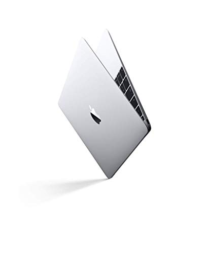 "Apple MacBook (12"", Intel Core m3 dual-core a 1,2GHz, 256GB) - Argento (Modello Precedente)"