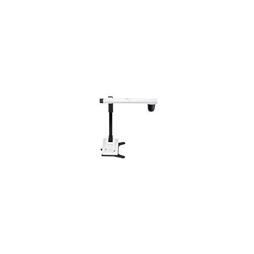 Elmo - Tx-1 Visualisierer, Full HD, 1080p Auflösung, 12x optischer Sensorzoom, 8X digitaler Zoom, LED-Lampe enthalten