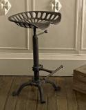 Replica Tractor seat bar stool by e.lab.shop