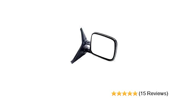 Hightecpl 48RS Right Driver Side Convex Door Wing Mirror Glass