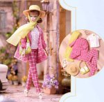 Barbie Collectables, Fashion Model Silkstone Barbie: Country Bound Couture Fashion