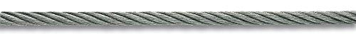 CHAPUIS BC1–CARRETE DE CABLE  REVESTIMIENTO DE PVC/ACERO GALVANIZADO  67KG  2 5/3 5MM X 50M