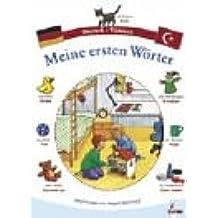 Meine ersten Wörter - Deutsch-Türkisch (Pappbilderbuch)