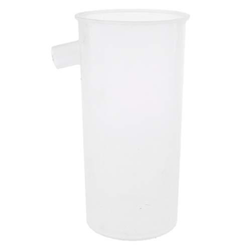 KESOTO 1 Stück Kunststoff Becher 14,5 cm hoch 7 cm Durchmesser mit 250 ml Volumen Archimedes Prinzip Kit -