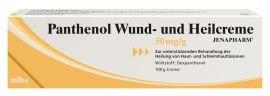 Panthenol Wund- und Heilcreme Spar-Set 3x100g. Zur unterstützenden Behandlung der Heilung von Haut- und Schleimhautläsionen.