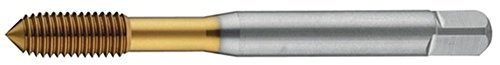 Gewindeformer DIN2174 (DIN371) M8 Form C HSS-Co TiN 6HX o. SN