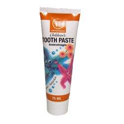 pack-of-6-urtekram-childrens-toothpaste-organic-75-ml