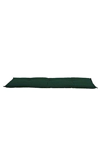 Bank Auflage 150cm Havana Grün