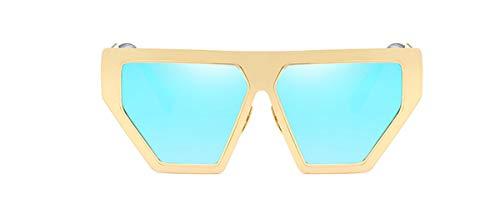 Lisay übergroße Katzenaugen CatEye Sonnenbrille Schutz Prämie Outdoor-Brille Steampunk Designer-Brille Freizeit