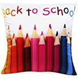 Colored pencils Personalized Cushion Cover NEW Home Office Decorative 18