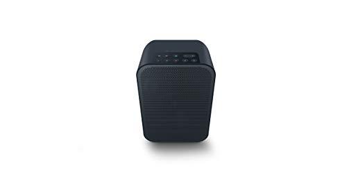 BLUESOUND PULSE Flex 2i - Streaming-Client mit leistungsfähigen Lautsprechern-SCHWARZ
