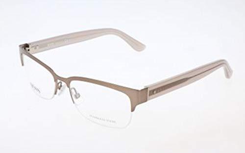 BOSS Hugo Damen Hugo Orange Brille Brillengestelle, Beige, 53