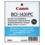 Canon BJ-W 6200 - Original Canon 8973A001 / BCI-1431PC / Imageprograf6200 Light Cyan Tinte -