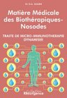 Matière médicale des biothérapiques-nosodes par Docteur O. A. Julian