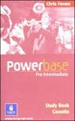 Powerbase, Pre-intermediate : Study Book Cassette (Powerhouse)