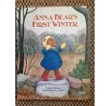 ANNA BEARS FIRST WINTR (Great Big Board Books) by Roberta Edwards (1986-09-12)
