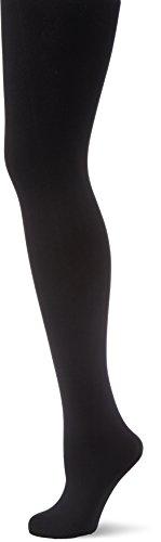 ELBEO Damen Feinstrumpfhose 902310 / Sensation 100 Strumpfhose, Gr. 44/46 (IV), Schwarz (schwarz 3800) (Strumpfhose Elegance)