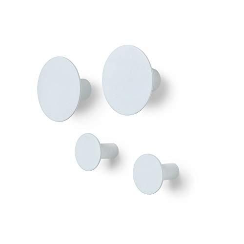 Blomus Ponto Set 4 Wandhaken - Micro