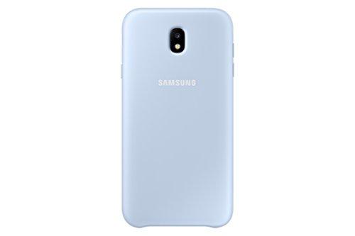 Carcasa original marca Samsung para Samsung Galaxy J7 2017, azul