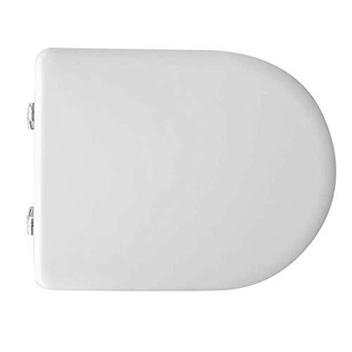 Copriwater coprivaso tavoletta sedile wc per pozzi ginori ydra bianco 900
