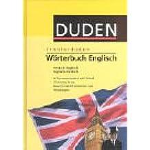 (Duden) Schülerduden, Wörterbuch Englisch