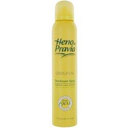Heno de Pravia Deodorante, Original, 200 ml