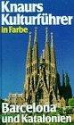 Knaurs Kulturführer in Farbe, Barcelona und Katalonien - Dr. Gerard Janssen
