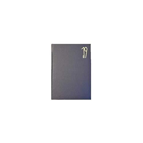 Agenda giornaliera 2019 text balacron blu InTempo 21x30 cm formato A4