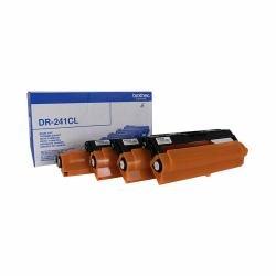 Brother Original DR-241CL /, für MFC-9332 CDW 4X Premium Trommel, Schwarz, Cyan, Magenta, Gelb, 15000 Seiten