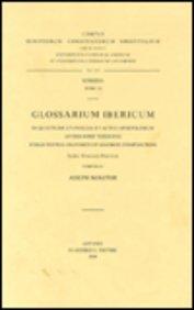 Glossarium Ibericum in Quattuor Evangelia Et Actus Apostolorum Antiquioris Versionis Etiam Textus Chanmeti Et Haemeti Complectens, Index Graecus-ibericus. Subs. 23. par J Molitor