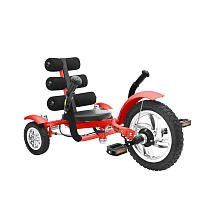 Mobo Cruiser Mini Luxury Three Wheeled Cruiser, Red, 12-Inch by Mobo Cruiser
