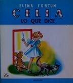 Celia lo que dice par Elena Fortún