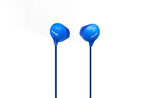 Philips SHE2305BL/00 Upbeat inear Earphone with Mic (Marine Blue) Image 2