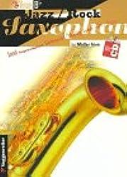 Jazzsaxophon und Rocksaxophon, m. CD-Audio, Version B