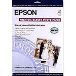Epson C13S041379 Premium Glossy Photo Papier Inkjet 255 g / m2 329 mm x 10 m, 1 Rölle Pack