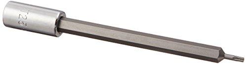 SK Hand Tool 42975 Torx Long T25 Drive Bit Socket, 1/4-Inch, Chrome by SK Hand Tool -