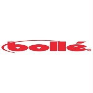 à  Bollï Accessoire Accessoire Sicherheit 253-SM - 40073 Silium Safety Eyewear mit Silber-Metall TPE, Semi-randlos, Rahmen und transparenten Gläsern, 180-Schutz, von Industrieerzeugnissen