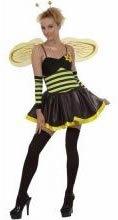 Bumble Bee Fancy Dress Costume (adult size (Bumble Dress Erwachsene Bee Fancy)