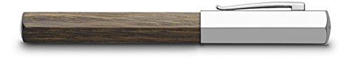Estilografica Ondoro madera, punta F