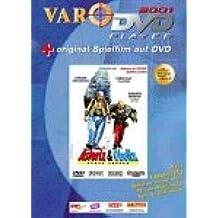 Varo DVD Player + Video DVD: Asterix und Obelix