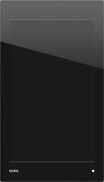Preisvergleich Produktbild Gira Raumbediengerät G1 up 24V 207705 Schwarz G1 Bussystem-Mehrfach Bediengerät 4010337014287