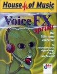 VoiceFX sprint. Der Stimmenverzerrer. CD- ROM für Windows 95/98. Für Anrufbeantworter, eigene Songs, E- Mails und Ansagen