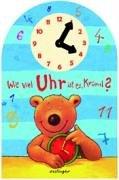 Wie viel Uhr ist es, Krümel?
