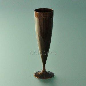 10-flutes-a-champagne-plastique-jetable-chocolat-nacre-adiserve-