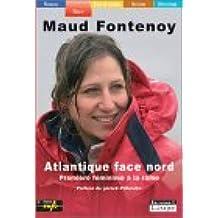 Atlantique face Nord : Première féminine à la rame (grands caractères)